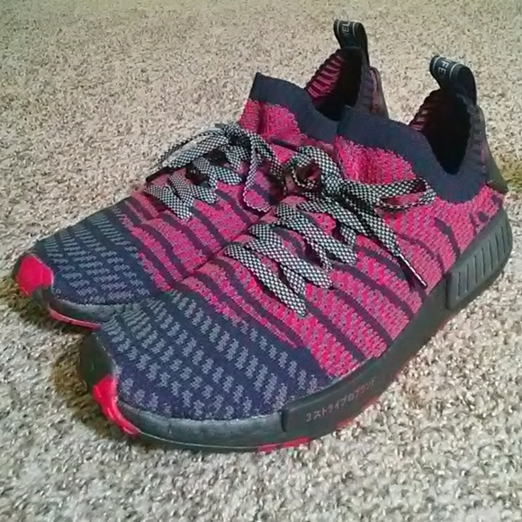 3e8f73dca503 adidas Other - adidas NMD R1 STLT Collegiate Red
